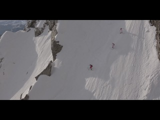 Summits of my life. A Fine Line - Kilian Jornet