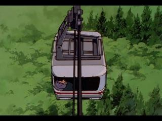 Евангелион / Neon Genesis Evangelion. Драма (1995) Сезон 1. Серия 10