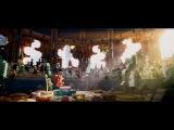 Лего 3D (The Lego Movie) 2014. Український офіційний трейлер №2 [HD]