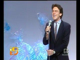 Riccardo Fogli - Sulla Buona Strada(Super Sanremo'85)