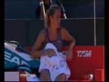 WTA Rio Open 2014. Финал. Клара Закопалова - Куруми Нара. Часть 2