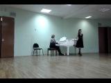 Мария Петросян - песня Ольги из оперы