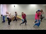 танец под песню Кристина Си-мне не смешно