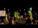 Филиппины танец с бамбуковыми палками