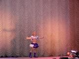 Ангелина Галушкина. Шоу. Красная шапочка.
