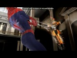 Человек паук и злодеи под музыку Дэнни Эльфман - Человек-Паук. Picrolla