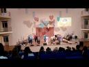 Наш танец марионетки на молодежной конференции 17.11.2013