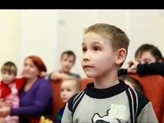 Поездка в детский дом в Шаталово Смоленской области.