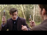 RUS Sub Доктор Кто День Доктора  Doctor Who The Day of the Doctor- TV Trailer - Русские субтитры