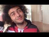 Melik marrawi when he speaks the Russian language