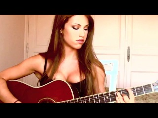 John Frusciante Cover Jess Greenberg Under The Bridge (RHCP)