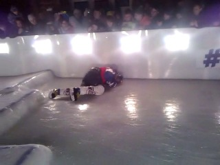 RedBull Crashed Ice 2014