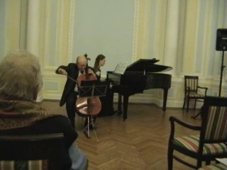 Владислав Золотарев - Адажио для виолончели и фортепиано(1972)