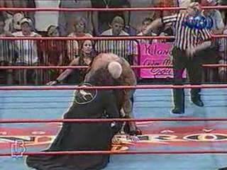 WCW NITRO 05.06.2000 - Титаны Рестлинга на канале ТНТ / Николай Фоменко