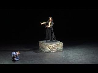 балет Георгия Алексидзе «Демон» на музыку Георгия Канчели