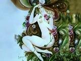Светлый Ангел - романс(С.Светлова - Ахта Ева).Живопись....