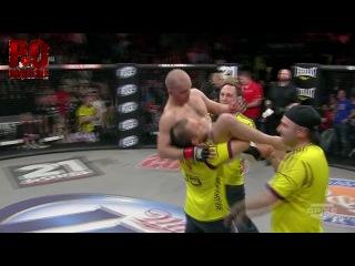 Shahbulat Shamhalaev - Rad Martinez, brutal KO (паблик Po Morde)