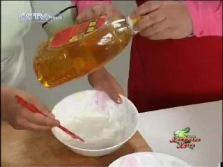 Китайская кухня - Гобаожоу (хрустящая свинина в кислосладком соусе)