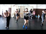 YANIS MARSHALLCHOREOGRAPHY MY DISCARDED MEN EARTHA KITT. CABARET HEELS CLASS. TOULOUSE CARLES
