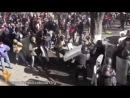 Разгон майдана. Евромайдан 2014  беркут штурм 19.02.2014