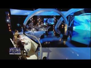 «L'école des fans nouvelle génération» - Lisa Marie - Le Sourire (03.01.2014)