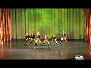 Танец Hamza style Конкурс Волна успеха 1 место