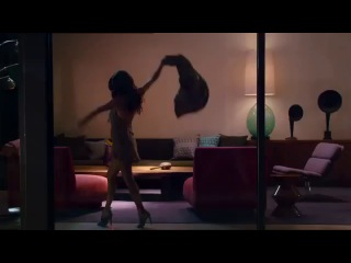 Ева Лонгория в рекламе кошачьего корма