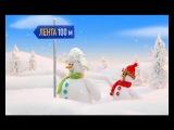 «Новый год совсем близко!». Новогодний ролик гипермаркета Лента.