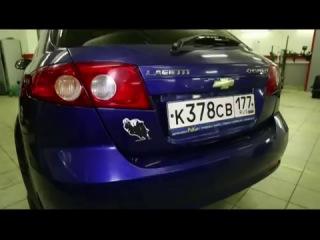 Автомобиль Chevrolet Lacetti (Шевроле Лачетти). Видео тест-драйв