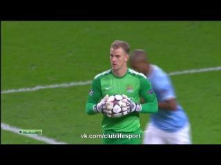 Манчестер Сити 0:2 Барселона | Видео бзор матча
