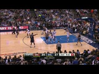 NBA 2012-13 / 19.01.2013 / Даллас Маверикс - Оклахома Сити Тандер (1 часть)