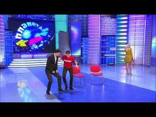 КВН БГУ - Паника на собеседовании (сезон 2013 первая 18 приветствие)