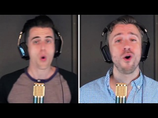 Imagine Dragons - On Top of the World - Peter Hollens & Mike Tompkins
