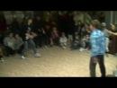 B-boy Никита Uni Soul (Невинномысск)-B-Girl Оля Fresh Team kids (Черкесск)