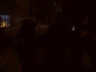 нічна варта НПУ 16.12.2013