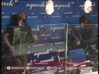 Психея -- В Лицо @ Москва, Радио Маяк, 09.03.2013