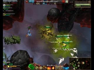 Драконы и титаны l Часть 2 - показовый бой! - БосотА
