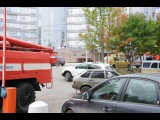 В здании УФССП сработала пожарная сигнализация