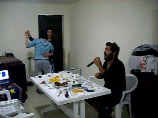 Kardeşlerim de alkolün getirdiği son nokta.