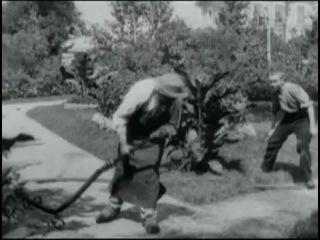 Политый поливальщик - L'arroseur arrose (1895)
