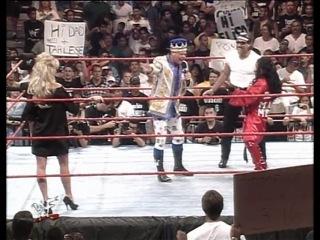 [Wrestling Museum]WWF Fully Loaded 1998 - Sable vs. Jacqueline (Bikini Contest)