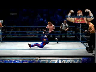 www.WrestlingPortal.ru - WWE 2K14 Universe Прохождение 2