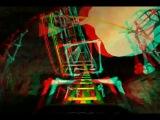 Американские горки в 3дсмотреть в очках 3д