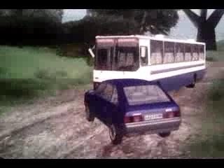 Пародия аварии Цоя