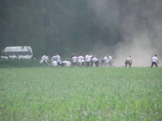 Jokers (Орёл) vs Провинциальная Семья и Ярославка + Army Legion. 30х33. 2 мин. Победа вторых