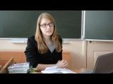 Ученик года 2013. Визитка-Топорков Максим