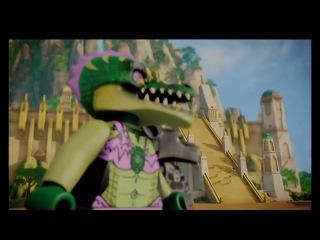 Лего легенды чимы сезон 1 серия 10 Лего ЧИ Мультфильм лего чимы LEGO® Legends of Chima - Foxtrot s01e10