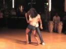 This is original choreography and performance by Ataca Jorgie (Jorge Burgos) y La Alemana (Tanja Kensinger)