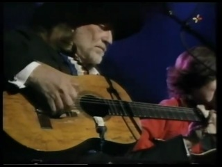 Willie Nelson, Paul Simon & Edie Brickell Blue Eyes Crying In The Rain