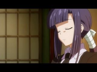 Asura Cryin' / Плач Асуры [ТВ-1] (первый сезон) 2 серия [Shachiburi]